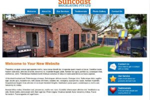 Suncoast Bricklaying