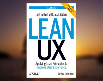Best Books on User Experience