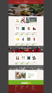 Christmas-Themed Shopify Templates - Reach Above Media