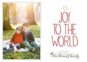 Free Christmas Card Templates - Reach Above Media