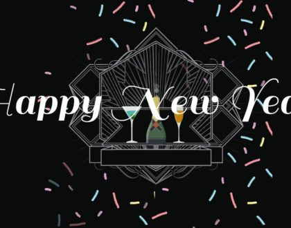 Code this Beautiful New Year's Animation
