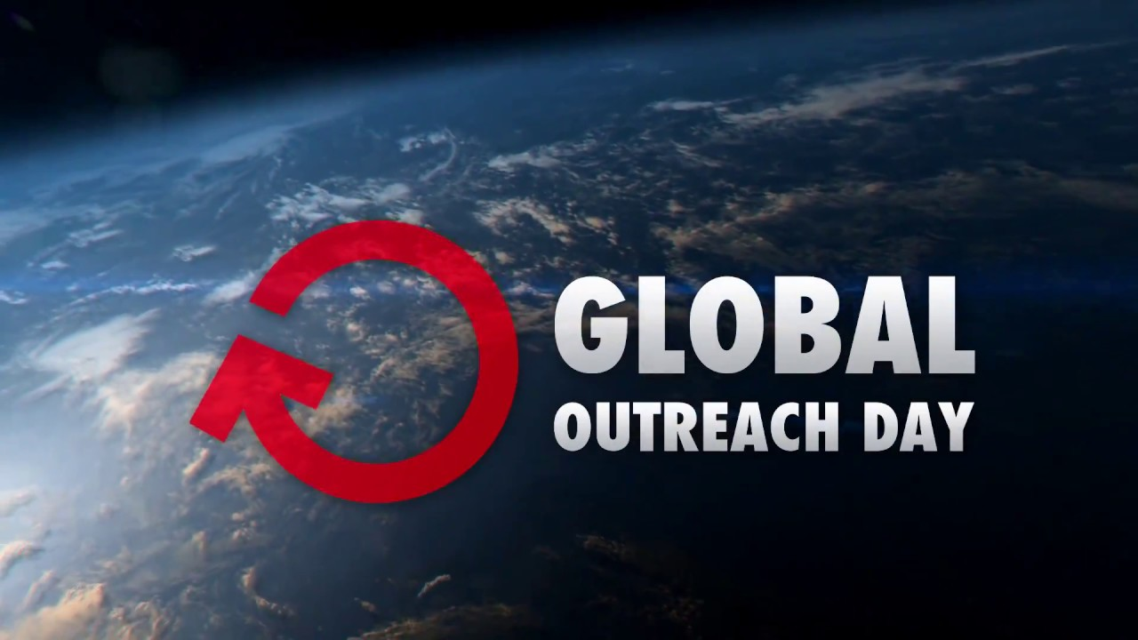 social media global outreach
