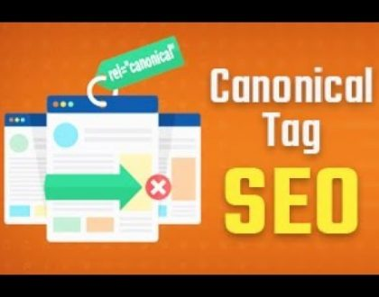 What is an SEO Canonical Tag?